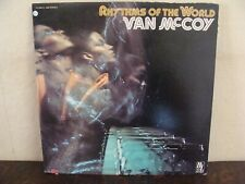 LP - Van McCoy ‎– Rhythms Of The World - VG+/EX - H & L - HL-69014-698 - USA