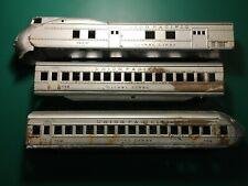 Lionel 752W, 753 and 754 train set shells