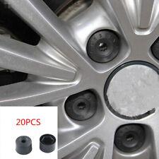 20x Wheel Nut Bolt Tire Screw Cover Cap 17mm For VW Golf Passat Audi Beetle K6