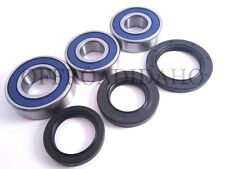 REAR AXLE WHEEL BEARING SEAL KIT TRIUMPH STREET TRIPLE 2008 09 10 11 12 13 2014