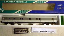 Sachsenmodelle 74711: Bahnpostwagen DBAG, Ep. V in H0, NEU & OVP