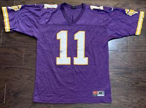 Nike Minnesota Vikings NFL Football DAUNTE CULPEPPER Jersey Mens Medium Vintage