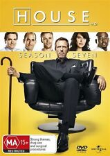 House, M.D. : Season 7 (DVD, 2011, 6-Disc Set)