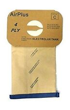 48 Electrolux Type C Tank Model Vacuum Cleaner Bags 4 Ply By En... Free Shipping