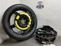 2013-2016 Mercedes CLS550 Spare Tire Kit w/ Jack & Tools OEM T155/60R18 #M225