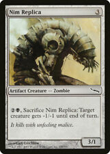 Magic MTG Tradingcard Mirrodin 2003 Nim Replica 220/306