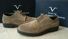 Versace 1969 Camoscio taupe men's shoes 10.5UK (45EU) Made in Italy