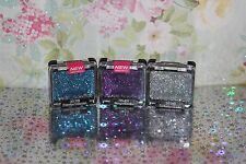 Wet N Wild Color Icon Face & Body Glitter Single #357B #354B #353B