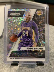 2017-18 Panini Prizm Kobe Bryant Fundamentals Disco Fastbreak
