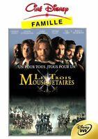 DVD Les trois mousquetaires Occasion