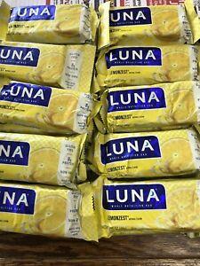 Luna Lemon Zest 90ct( 10/20)