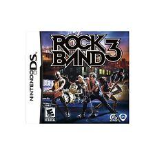 Rockband 3 Nintendo ds