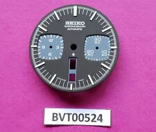 NEW SEIKO BLACK DIAL 6138-0040, 6138 0049 BLACK BULLHEAD WATCH BVT00524