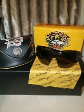 07d8b1ecd89b Ed Hardy Women s Sunglasses EHS 008 with Swarovski Crystals and Leather Case