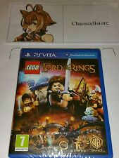 Lego Lord of the Rings PSV New Sealed UK PAL Sony Game PlayStation Vita PS Vita