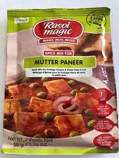 RASOI MAGIC MUTTER PANEER  50g NEW