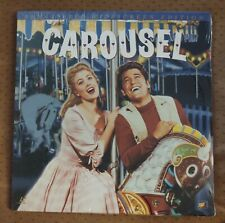 SEALED Carousel Laserdisc #0419685 Remastered Widescreen