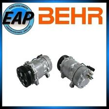 For Audi TT VW Beetle Golf Jetta 4cyl 6cyl OEM Behr A/C Compressor NEW