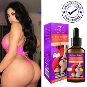 Butt Enlargement Garlic Hip Buttock Essential Oil Buttocks Firming Lifting Up