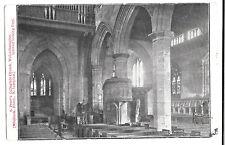 St Peters Collegiate Church, Wolverhampton, PPC, 1926 to Church Rd, Bradbourne