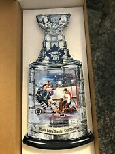 The Memorable 1967 Toronto Maple Leafs Plate by David Craig (Dominion China)