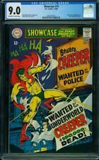SHOWCASE 73 CGC 9.0 1st Beware of the Creeper Steve Ditko Batman Villain 1968