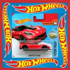 Hot Wheels 2017   CORVETTE C7 Z 06   217/365   NEU&OVP