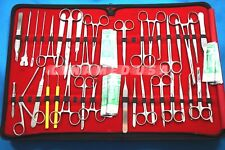 New Premium 157 Pc Minor Surgery Suture Set Surgical Instruments Kit All In One