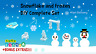 COMPLETE Snowflake and Frozen and Snowboy DIY Set: Animal Crossings New Horizons
