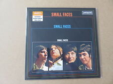 SMALL FACES Small Faces LP SAINSBURYS ONLY 2018 BLUE VINYL PRESSING CHARLYL306