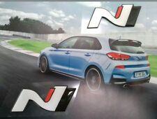 Hyundai I30n Heckstrebe N-logos *komplettset*