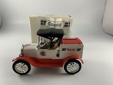 Ford 1918 Runabout Coastal Auto Bank Ertl 1:25 Scale Die Cast