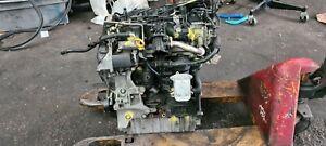 SEAT SKODA VW AUDI 1.6 TDI CAY 2008 - 2015 BARE ENGINE CAYB CAYC CAYD