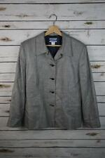 Pendleton Women's Gray Skirt Suit 14 /16 Jacket