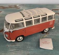 Franklin Mint 1962 Volkswagen Microbus 1:24 - Mint