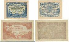 Billets d'Europe du Sud, de Portugal
