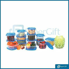Food Containers Plastic Takeaway Microwave Freezer Safe Storage Boxes Tupperware
