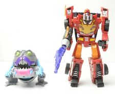 Transformers Hot Rod vs Sharkticon Movie Battle Hasbro action figure set Rodimus