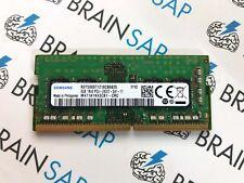 8GB DDR4-2400 RAM Samsung M471A1K43CB1-CRC SO-DIMM - 1Rx8 PC4-2400T-SA1-11