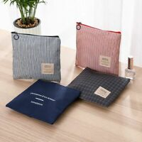 Sanitary Pads Napkin Storage Bag Towel Holder Travel Bag Coin Purse Wallet