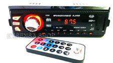 STEREO AUTO AUTORADIO AUX MP3 USB SD RADIO FM BLUETOOTH VIVA VOCE MOD.8288