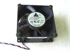 Computer Cooling Fan Delta model AFC0912DE 12VDC 2.5 Amp 92mm. Case Fan