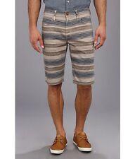Joe's Jeans Weekend Collection Five-Pocket Baja Short in Surf Stripe - 38