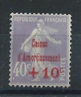 France N°249** (MNH) 1928 - Caisse d'amortissement