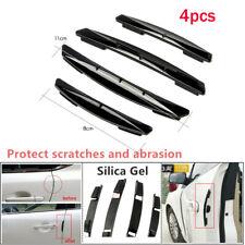 4X Car Door Anti-collision Strip Anti-Bump Protector Scratche Abrasion Trim Edge