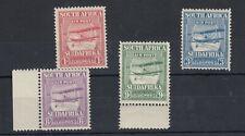 South Africa 1925 Airmail Set SG26/29 MNH  JK134
