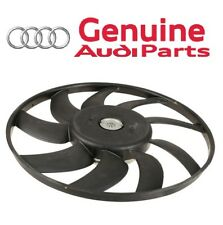 For Audi A6 Quattro 3.0 V6 400W 383mm Driver Left Auxiliary Fan Assembly Genuine