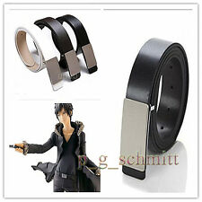 DuRaRaRa!! Orihara Izaya Cosplay Costume Kit Waistband Belts For Men