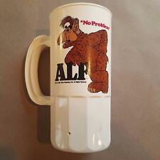 Vintage Alf Super Mug Plastic Cup 1987