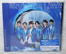 V6 Sky's The Limit 2014 Taiwan Ltd CD+DVD (Ver.B)